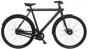 E-Bike Vanmoof Electrified S (Bild: Vanmoof), E-Bike