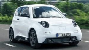 Der e.Go Lift ist ein elektrisches Kleinauto für die Stadt., e.go Mobile AG