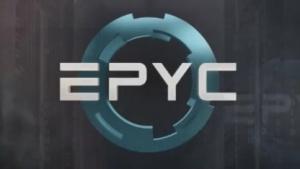 Logo von Epyc (Bild: AMD), Epyc