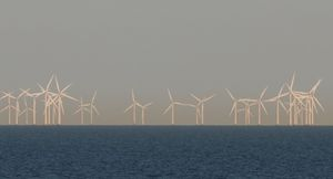 Offshore-Windpark in Dänemark (Foto: Werner Pluta/Golem.de), Erneuerbare Energien