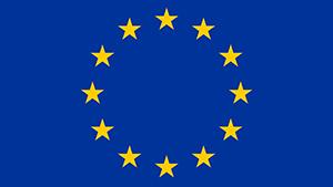 Flagge der Europäischen Union (Bild: Wikimedia Commons), Europäische Union