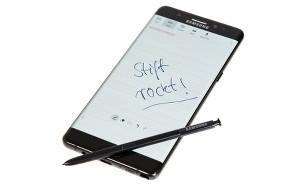 Galaxy Note 7 mit S Pen (Bild: Tobias Költzsch/Golem.de), Samsung Galaxy Note 7
