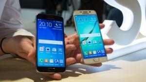 Samsung Galaxy S6 Edge (Bild: Golem.de), Samsung Galaxy S6 Edge