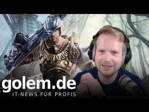 Golem.de streamt Spiele & Diskussionen, Golem.de live