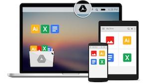 Google Drive (Bild: Google), Google Drive