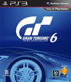 Cover von Gran Turismo 6 (Bild: Polyphony Digital), Gran Turismo 6