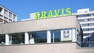 Apple-Reseller Gravis (Bild: Gravis), Gravis
