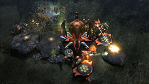Grey Goo (Screenshot: Marc Sauter/Golem.de), Grey Goo