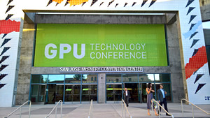 GTC in San Jose (Bild: Marc Sauter/Golem.de), GPU Technology Conference 2021
