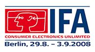 Ifa - Internationale Funkausstellung 2008