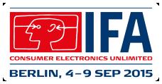 Logo IFA, Ifa 2015