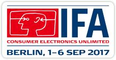Logo (Bild: Ifa), Ifa 2017