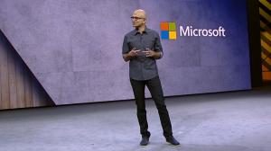 Microsoft-CEO Satya Nadella eröffnete die Microsoft Ignite 2017, Microsoft Ignite 2017