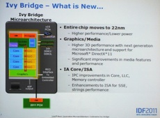 Intel Ivy Bridge, Ivy Bridge