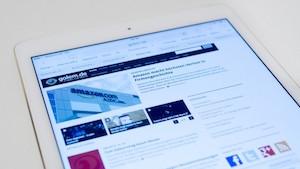 Apples iPad Air 2 (Bild: Andreas Donath), Ipad Air 2