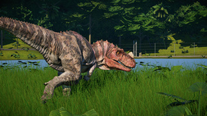 Jurassic World Evolution (Bild: Frontier Developments/Screenshot: Golem), Jurassic World
