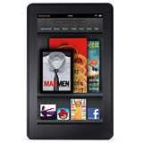 Kindle Fire, Amazon Kindle Fire