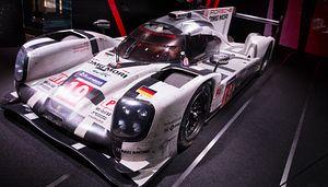 Le-Mans-Sportwagen von Porsche: Noch keiner schaffte das Triple. (Foto: Werner Pluta), Le Mans