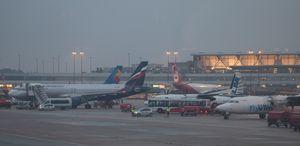 Flughafen Fuhlsbüttel im Hamburg (Foto: Werner Pluta/Golem.de), Luftfahrt