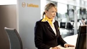 Eine der größten Fluggesellschaften: die Lufthansa (Bild: Lufthansa), Lufthansa