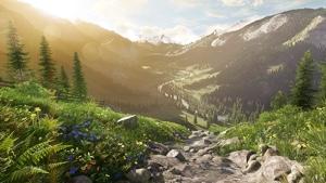 Lumberyard bietet schöne Grafiken für Spiele und andere Anwendungen., Lumberyard
