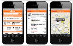 MeinVZ am Handy (Bild: meinvz.net), MeinVZ