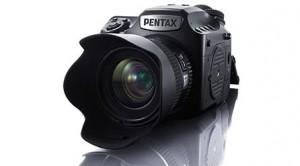 Mittelformatkamera Pentax 645z: hohe Auflösung und geringe Tiefenschärfe, Mittelformatkamera