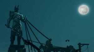 Screenshot aus Mittelerde Mordors Schatten (Bild: Marc Sauter/Golem.de), Mittelerde Mordors Schatten
