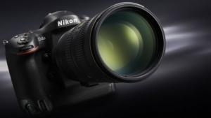 Spitzen-DSLR-Modell Nikon D4S (Bild: Nikon), Nikon