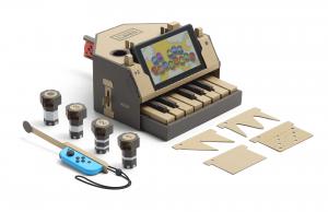 Nintendo Labo Piano (Bild: Nintendo), Nintendo Labo