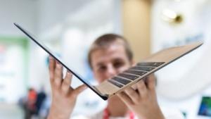 Das Swift 7 von Acer ist ein sehr dünnes Notebook. (Bild: Michael Wieczorek/Golem.de), Notebook