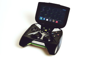 Shield Portable (Bild: Nvidia), Nvidia Shield