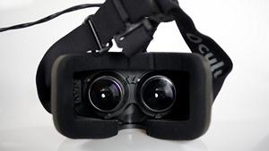 Oculus Rift Development Kit 2 (Bild: Michael Wieczorek/Golem.de), Oculus Rift