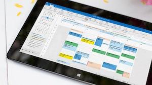Der Personal Information Manager Outlook von Microsoft (Bild: Microsoft), Outlook