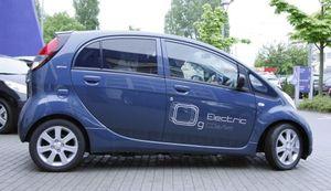 Peugeot-Elektroauto (Foto: Werner Pluta/Golem.de), Peugeot