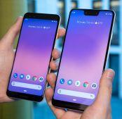 Das Pixel 3 und Pixel 3 XL von Google, Pixel 3
