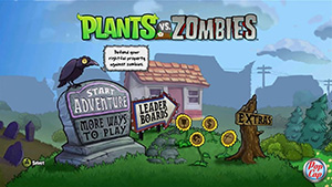 Plants-Vs-Zombies (Bild: PopCap Games), Plants vs Zombies