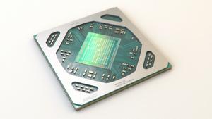 Rendering von Polaris 10 (Bild: AMD), AMD Polaris