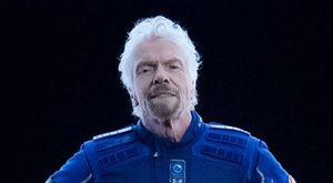 Richard Branson (Bild: Virgin Galactic), Richard Branson