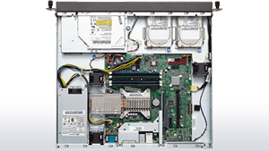 Thinkserver RS140 (Bild: Lenovo), Server