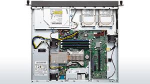Thinkserver RS140 (Bild: Lenovo), Server