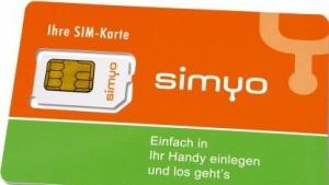 SIM-Karte von Simyo (Bild: Simyo), Simyo