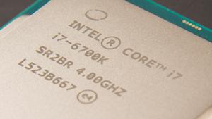 Ein Core i7-6700K mit Skylake-Architektur (Bild: Martin Wolf/Golem.de), Intel Skylake