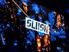 Das Logo der Slush-Messe, Slush 2018