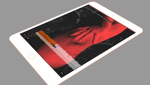 Soundcloud auf dem iPad (Bild: Soundcloud), Soundcloud