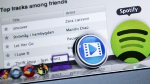 Musik streamen mit Spotify (Bild: Jonathan Nackstrand/Getty Images), Spotify