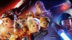Artwork von Lego Star Wars: Das Erwachen der Macht (Bild: Warner Bros Interactive Entertainment), Star Wars