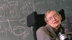 Stephen Hawking (Foto: hawking.org.uk), Stephen Hawking