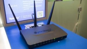 Synology-Router (Bild: Andreas Sebayang/Golem.de), Synology