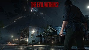 The Evil Within 2 (Bild: Bethesda Softworks/Montage: Golem.de), The Evil Within